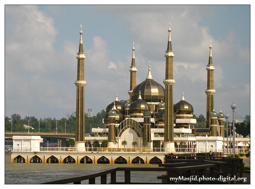 myMasjid Photo Collections » Blog Archive » Masjid Kristal – Taman ...